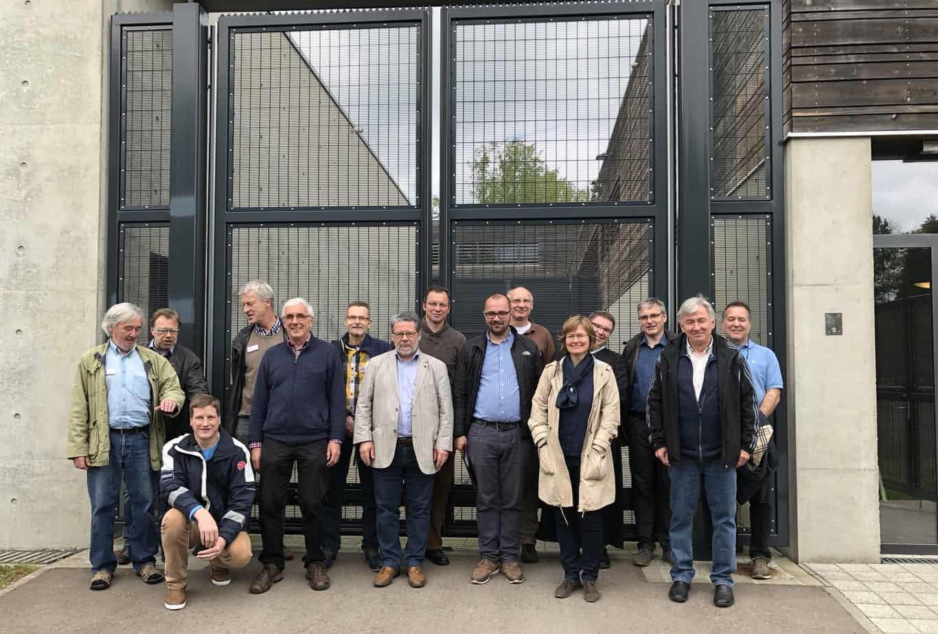 Luxemburg Treffen
