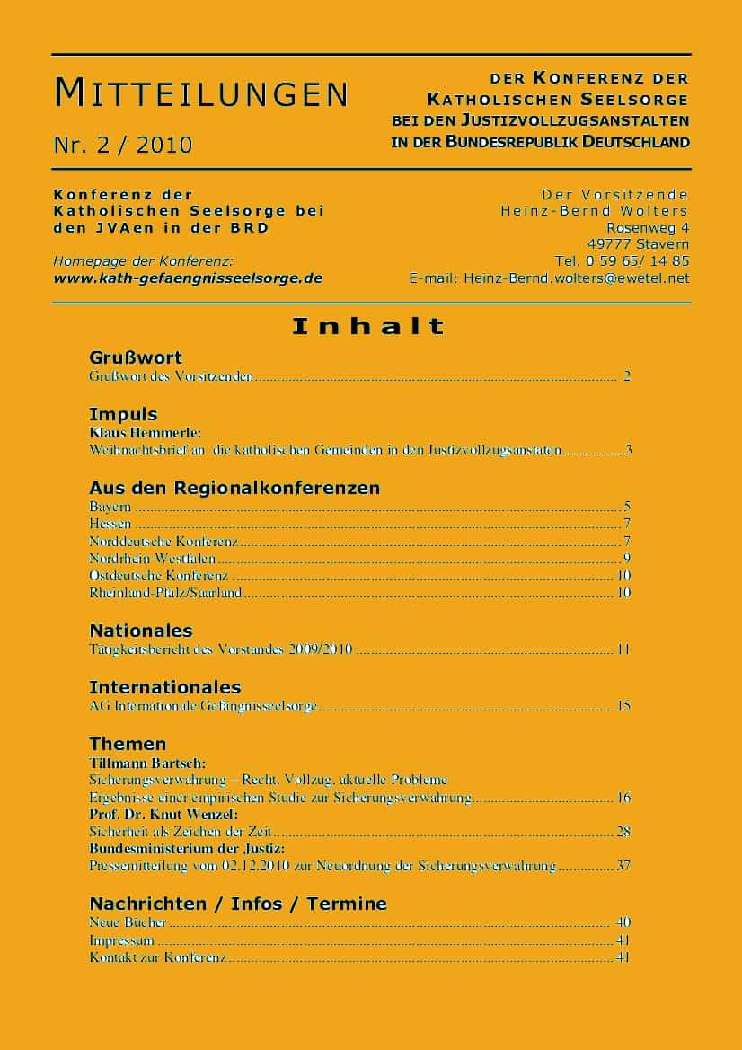 Mitteilungen2010