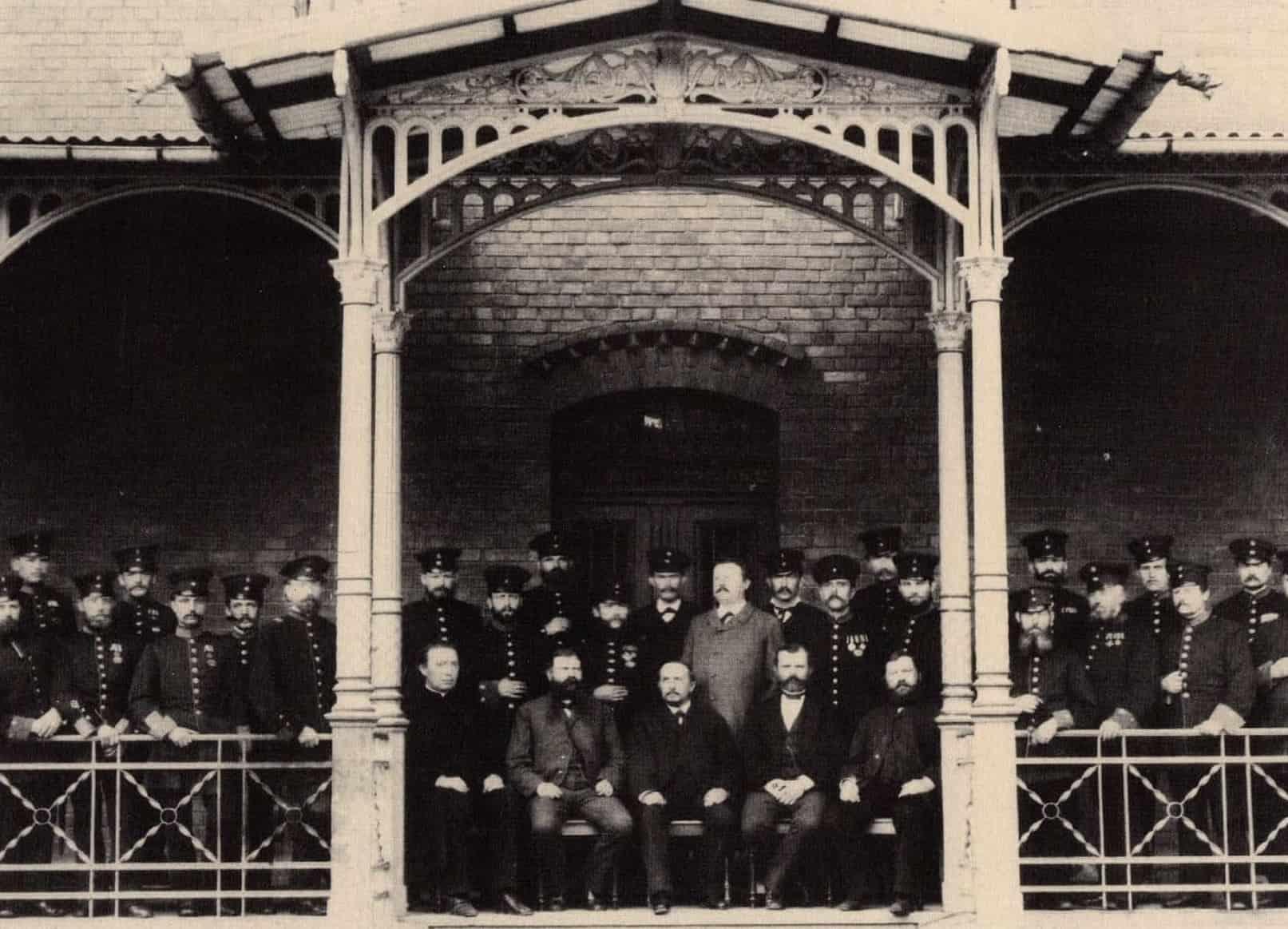 Strafvollzug 1923
